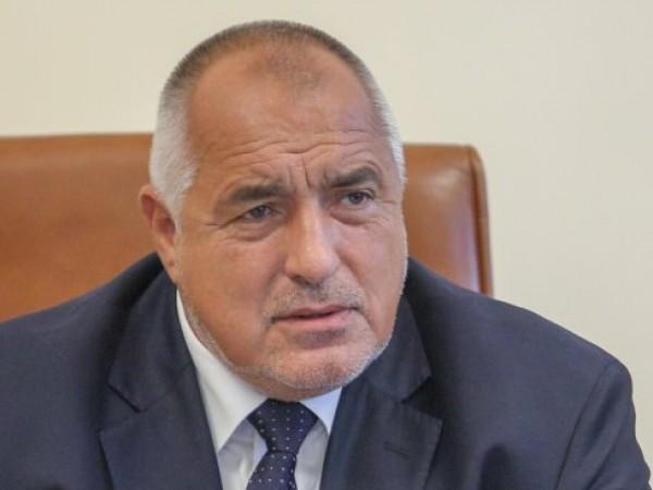 Премиерът Бойко Борисов нареди на ресорните министри максимално бързо да