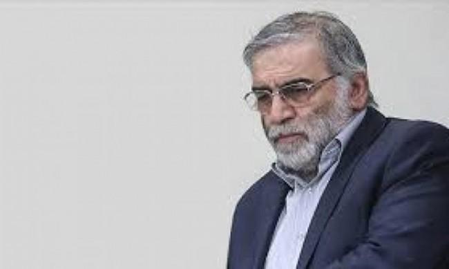 Иран потвърди, че ядреният учен Мохсен Фахризаде е убит