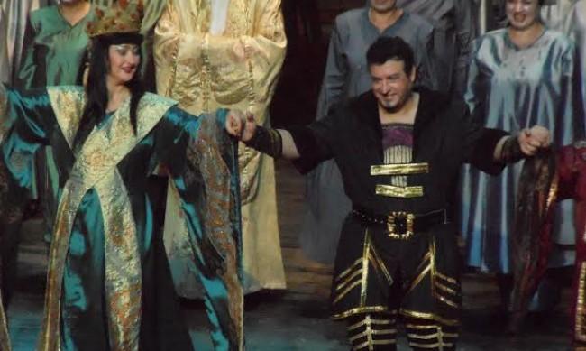 Прощаваме се с оперния певец Камен Чанев