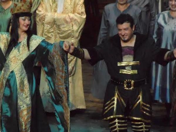 """Днес казваме """"последно сбогом"""" на световноизвестния оперен певец Камен Чанев,"""