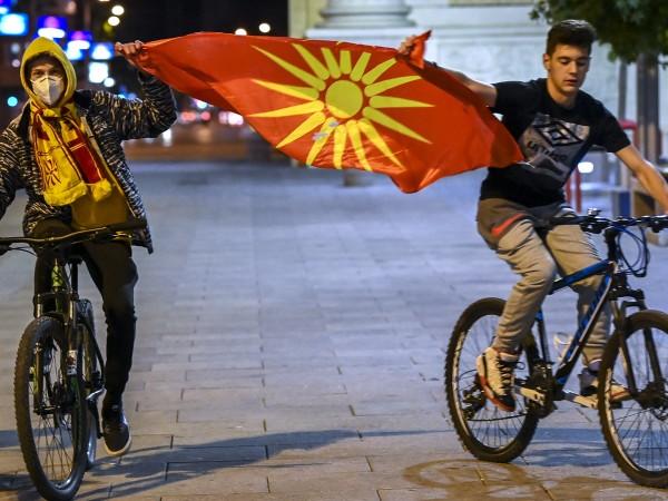 САЩ изразиха подкрепа за членството на Северна Македония в ЕС.