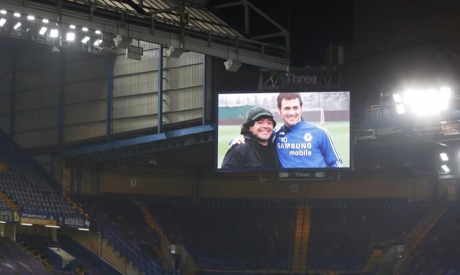 Футболистка отказа да отдаде почит на Марадона