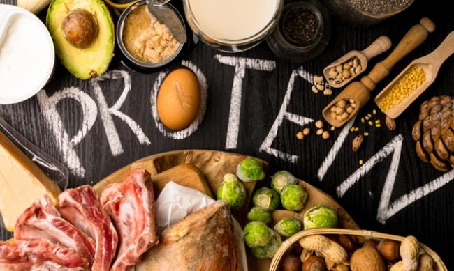 Кои протеини са подходящи за диета през зимата?