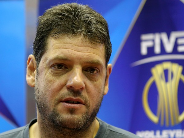 """Пламен Константинов, който е начело на волейболния """"Локомотив"""" (Новосибирск), е"""
