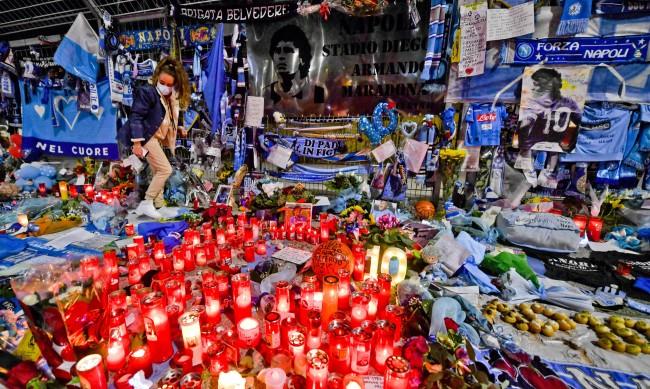 Мъжът, съобщил за смъртта на Марадона: Накарали са медсестрата да излъже