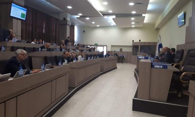 Извънредна сесия в Бургас по въпроса с водната криза