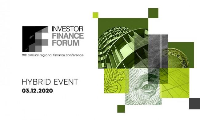 Печеливши инвестиционни стратегии – във фокуса на Investor FinanceForum