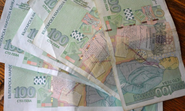 """""""Дупка"""" от 183 млн. лв. в хазната за ноември"""