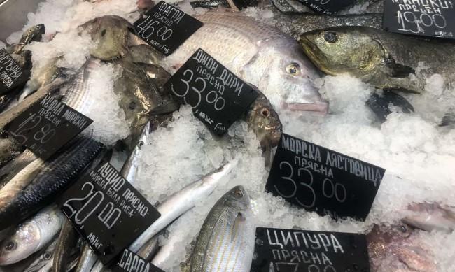 Вносни ще са две трети от рибата на трапезата на Никулден
