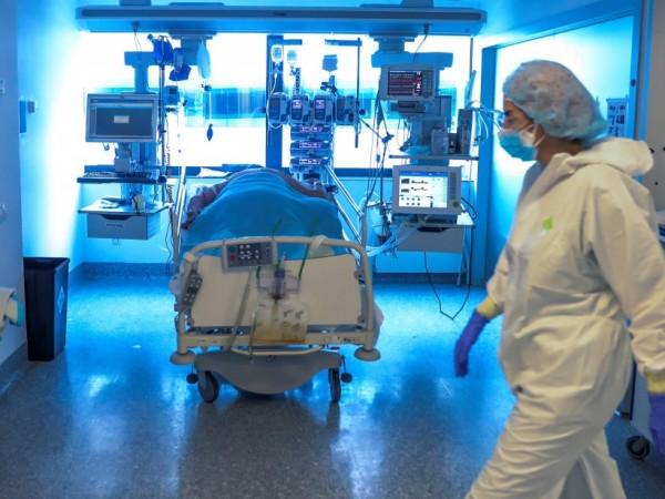 Тежестта на коронавирусната инфекция при пациенти в реанимация не зависи