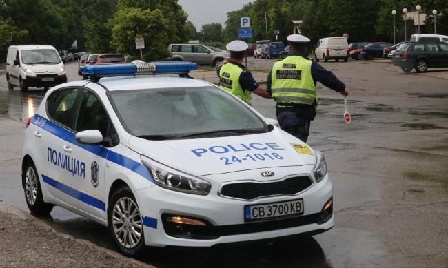 Над 10 хиляди са заловените пияни и дрогирани шофьори
