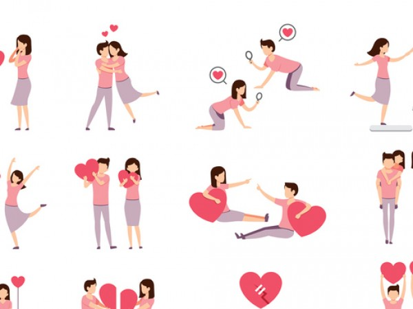 Любовните взаимоотношения се променят с времето. От нас и половинката
