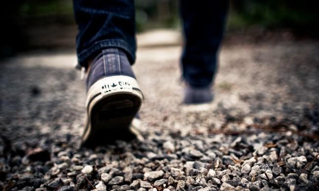 Мъж се скара с жена си, излезе и се разходи... 400 км