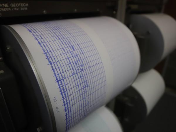 Земетресение в магнитуд 3,9 по скалата на Рихтер е усетено