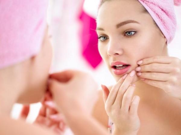 Използването на много козметични продукти в грижа за кожата някога