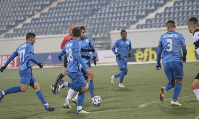 Левски най-после записа победа, надви Локомотив Пловдив