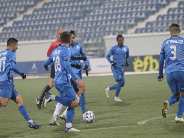 Левски най-после записа шампионатна победа, след като удари с 1:0