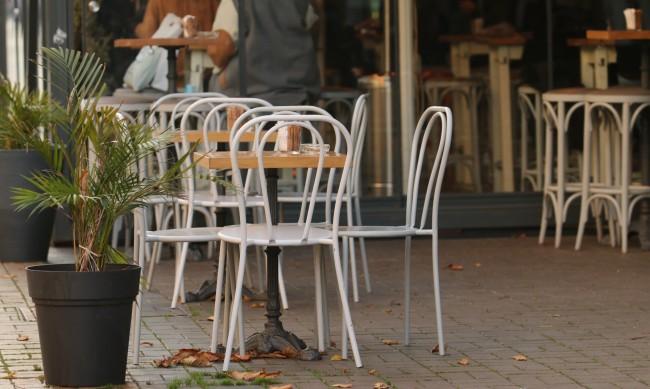 Между 10 и 20% от загубените обороти получават затворените бизнеси