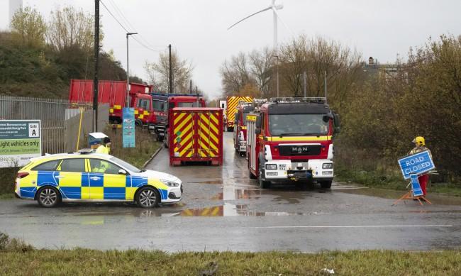 Четирима работници са загинали при взрива в Бристъл