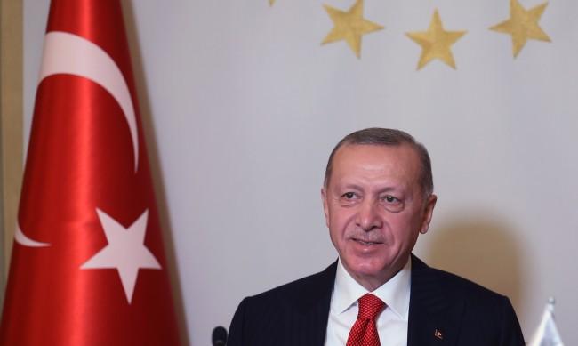 """Ердоган откри в Анкара """"Културния кампус на Турция"""""""