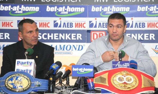 Мишо Таков: Много е важно каква тактика ще избере Пулев срещу Джошуа