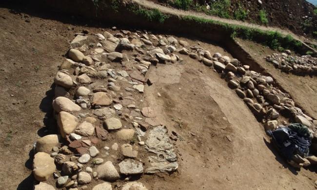 Откриха Римска пещ на почти 1500 г. в Силистра