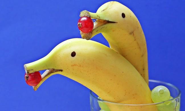 Банани, омега-3... Какво да ядем за по-добрo настроение?