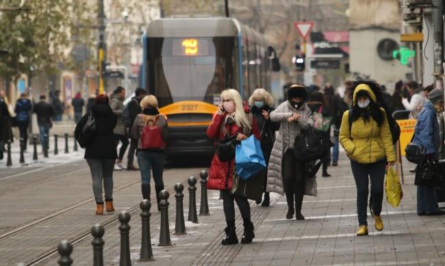 Първи по смъртност, но с над 1000 предупреждения за нарушени мерки в София