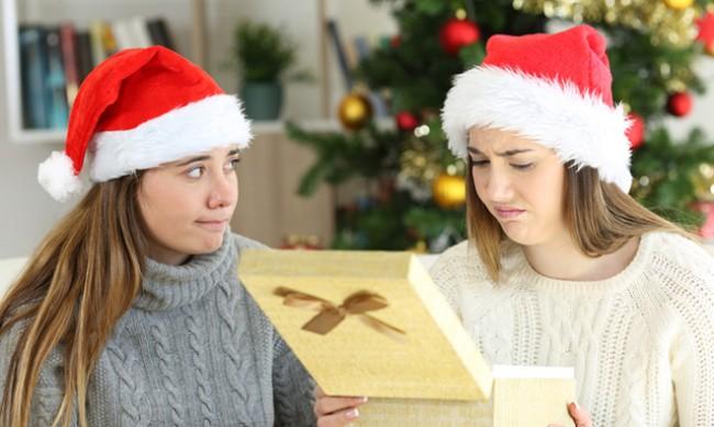 Кои са най-омразните подаръци за Коледа?