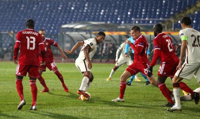 ЦСКА записа една от най-великите победи в историята си над Рома