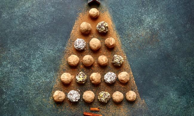 Рецептата Dnes: Коледни шоколадови трюфели с ликьор