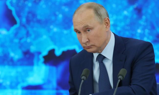 Путин: Ако Русия искаше да отрови Навални, щеше да завърши започнатото