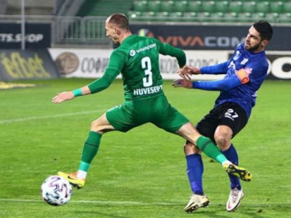 Арда спъна Лудогорец в Кърджали, след като двата отбора си