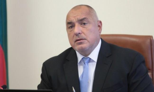 Борисов изрази съболезнования за смъртта на Валентин Касабов