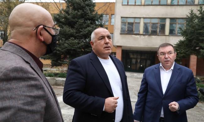 Борисов: Разработва се програма за лекари на места, където има недостиг