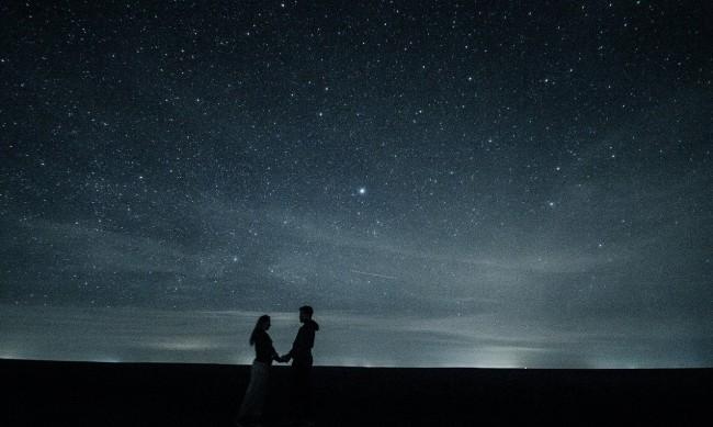 За първи път от 800 години на небето грее Витлеемска звезда
