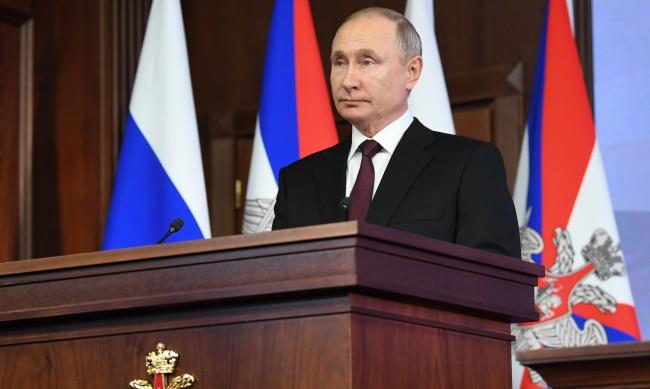 Руснаците избраха: Путин е политикът на 2020 година