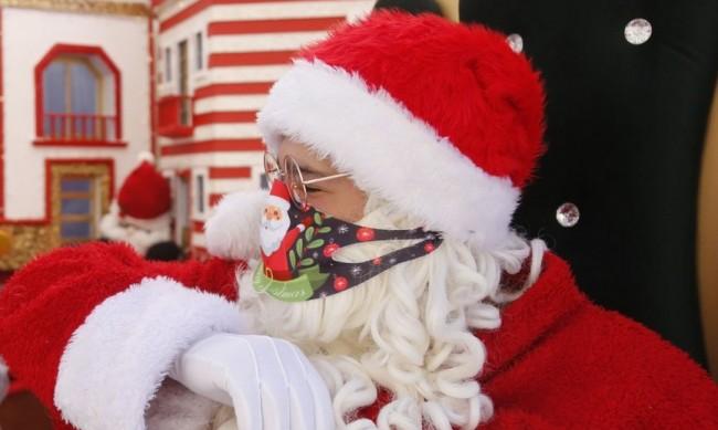 МВнР: Дядо Коледа пристига ваксиниран