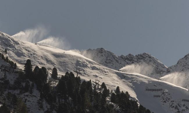 Австрия отваря ски курортите малко преди третия локдаун