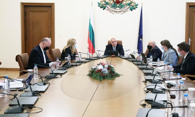 Борисов: Ще гарантираме мярката 60/40 до септември 2021-а