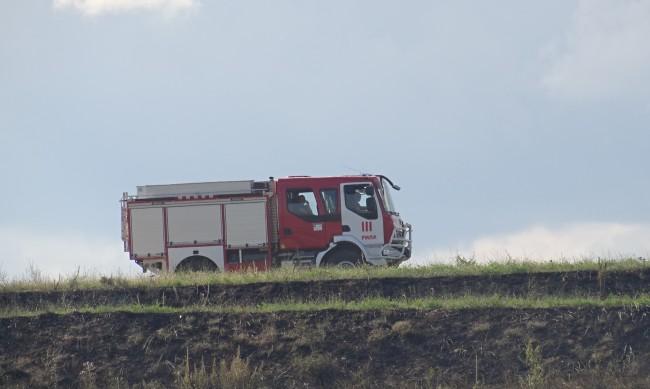 Родните пожарникари реагирали на близо 50 000 сигнала през 2020-та
