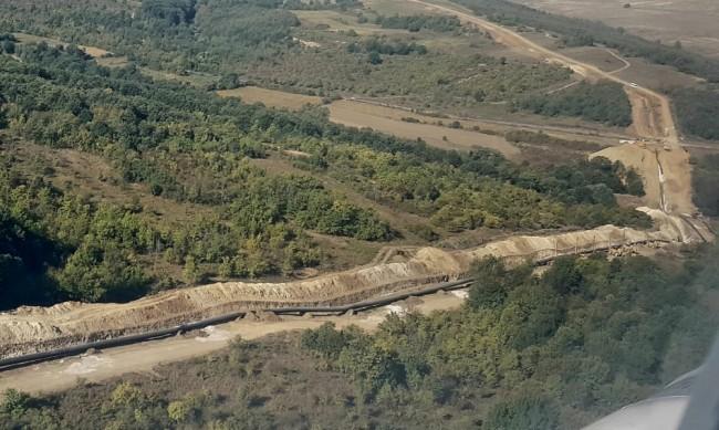 Русия пусна газ на Сърбия през България