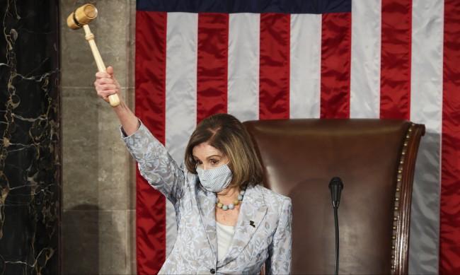 Нанси Пелоси преизбрана за шеф на долната камара на Конгреса на САЩ