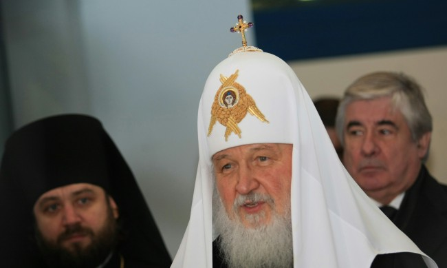 Руският патриарх: Неверието в пандемията е като неверие в Бога