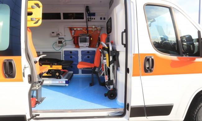 Майката на Наим Сюлейманоглу е откарана в истанбулска болница