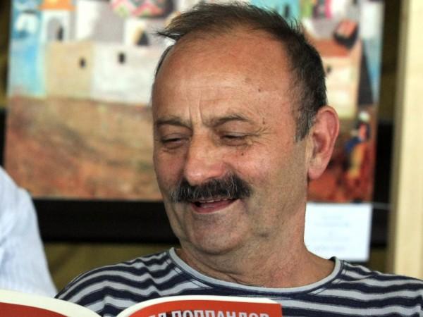 Днес изпращаме големият български актьор Филип Трифонов, който почина на