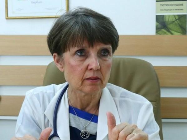 """""""Важно е заразените с COVID-19 да бъдат спокойни. Спокойствието е"""