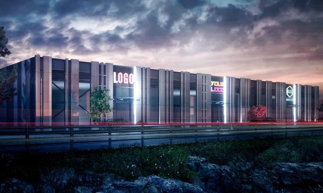 Строят модерни шоурумове в пловдивския Индустриален парк Марково