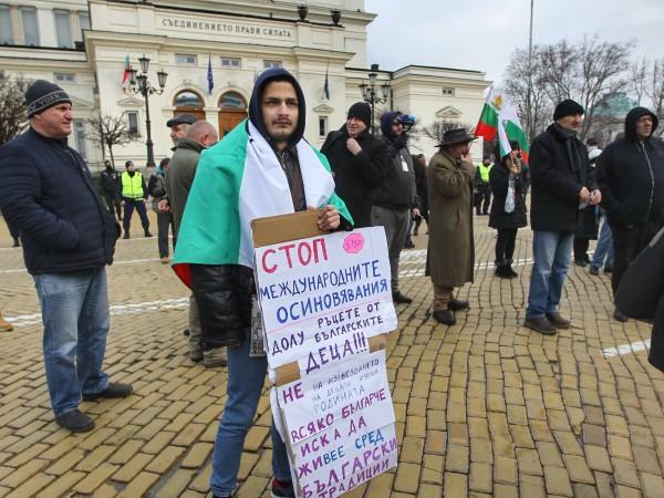 Снимка: Димитър Кьосемарлиев, Dnes.bgВ първия роботен ден на депутатите през