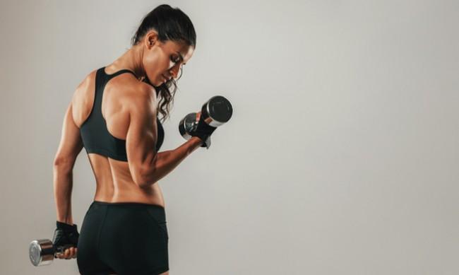 Как да изградите мускулна маса по-бързо?